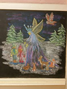 Susquehanna Waldorf School First Grade.  The Snow Queen