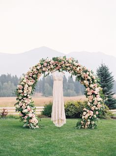 Inch 2 Moon Gate Metal 87 inch Arch-Moon Gate Metal arch USA for weddings image