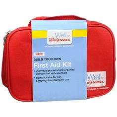 Free Hydrogen Peroxide and First Aid Bag at Walgreens!