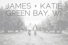 Katie + James are in Love :: Green Bay Wedding Photographer - Alison Kundratic Photography
