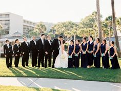 Wedding Party Portrait Photography Poses