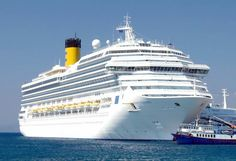 Costa Fortuna cruise for CostaClub members to sail in August.
