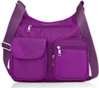Crossbody Bag for Women Carryall Anti Theft RFID Pockets Nylon Lightweight Shoulder Bag Travel Purse Cheap Purses, Cheap Handbags, Purses And Handbags, Luxury Handbags, Gucci Purses, Cheap Bags, Handbags Online, Celine Handbags, Luxury Purses