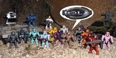 halo flood mega bloks | Image - Halo Megabloks Anniversary Collection.jpg - Halopedia