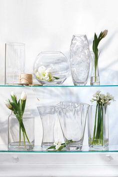 New range of vases for spring/summer. Fill your living rooms with beautiful fresh flowers!