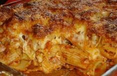 olgas, Author at Olga's cuisine - Page 46 of 81 Cookbook Recipes, Sweets Recipes, Cooking Recipes, Casserole Recipes, Pasta Recipes, Chicken Recipes, Best Greek Food, Baked Pasta Dishes, Noodles