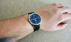 Direnzo Wrist Shot 40 mm Watches, Blog, Leather, Accessories, Model, Wristwatches, Clock, Ornament