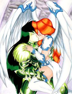 MKP- Heavenly Kiss by YogurthFrost.deviantart.com on @DeviantArt
