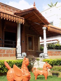 Centre for Vernacular Architecture Trust :: Gallery, Brick House Designs, Old House Design, Village House Design, Kerala House Design, Design Your Dream House, Brick Design, Kerala Architecture, Vernacular Architecture, Kerala Traditional House