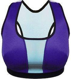 0224f13e0e1e7 Dart Sports Bra by Lynx Sportswear (a sports bra that claims to work for  larger