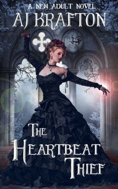 {Review+Giveaway} The Heartbeat Thief by A.J. Krafton @ajkrafton