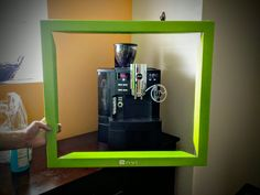 Warm Coffee, Makes A Warm Office  Employee of the Month at Eheat!  Employee strengths include: office energy, consistent work ethic, stability, and down right lovable! #framewhatyoulove #coffeelovers