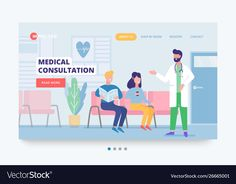 Banner Template Hospital Services-Hospital Banner Images Vector