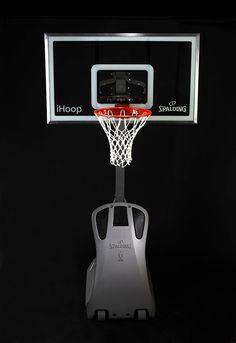 spalding basketball goals Photo