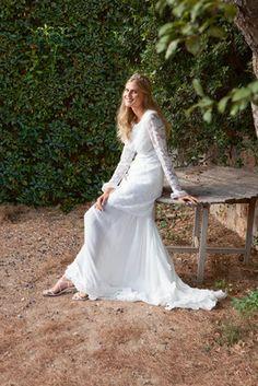 burda style - Schnittmuster - Hochzeitskleid mit Mini-Spitzenkleid und langem Unterrock