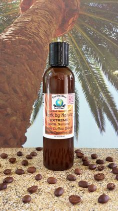 4 oz 100 Natural Extreme Tanning OIL w/ Kona by earthsownbathnbody, $22.95
