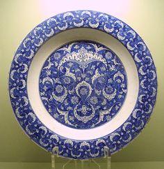 Iznik dish c.1500 1510