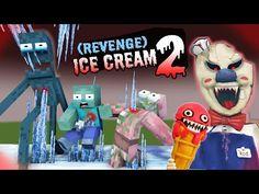 MONSTER SCHOOL : ICE CREAM CHAPTER 2 - THE REVENGE OF HEROBRINE (SAD STORY) - MINECRAFT ANIMATION - YouTube Monster School, Sad Stories, Revenge, Minecraft, Funny Pictures, Ice Cream, Animation, Youtube, Amigurumi
