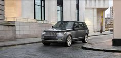 Range Rover SVAutobiography announced, debuts in New York