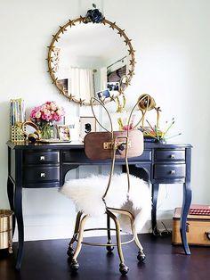 Jessica Alba's daughter's room