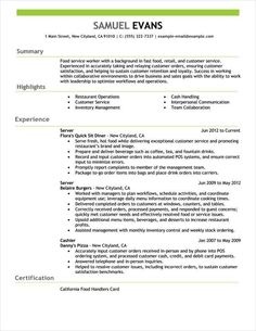 Top 10 CV Resume Example Resume Example Pinterest