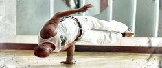 position de capoeira, spectaculaire