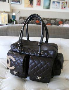CHANEL SATCHEL  SHOP-HERS  1250 Chanel Cambon f60f38b60fb6f