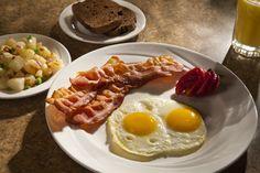 Classic Breakfast  Slopeside Restaurant  www.7springs.com