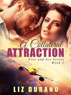 A Collateral Attraction    Title: A Collateral Attraction  Author: Liz Durano  Genre: Contemporary Romance  Hosted by: Lady Ambers PR  Blurb:   Identical twins Billie and Blythe Delphine used to be closeuntil a misunderstanding tore them apart.  Years later in an attempt at reconciliation Billie joins Blythe in New York for a vacation. But their reunion is cut short when the twins are caught in a battle between two brothers Ethan and Heath Kheiron fighting over control of the family fortune…