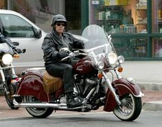 Arnold on an Indian