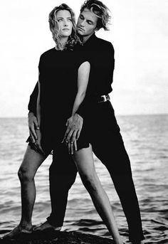 Tatjana Patitz by Bruce Weber - Versus Versace Tatiana Patitz, Vintage Outfits, Vintage Fashion, Vintage Clothing, Women's Clothing, Kiss And Romance, Bruce Weber, 90s Models, Versus Versace