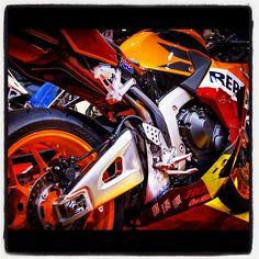 2013 Honda CBR600RR Repsol @ The International Motorcycle Show