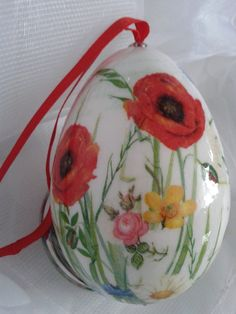 egg decoupage