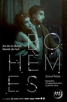 Jean-Baptiste Levée Typographie / Réunion des Musées Nationaux · Grand Palais