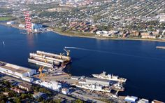 Halifax Shipyard, Scotia Canada :)