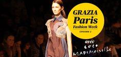 #PFW   Episode 2 Paris Fashion Week Grazia France
