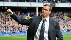 Duncan Ferguson, absolute hero and idol growing up, a true Everton No. 9