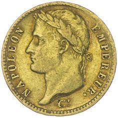 20 Francs 1811 W Frankreich Napoléon I. 1804 - 1814