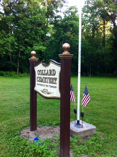 Collard Cemetery, Ohio Township, Clermont County, Ohio (13/13) (c) The Funeral Source