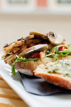 Grilled Chicken Sandwich by bfrena.deviantart.com