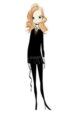 shiyoonkim:Hermoine Granger!