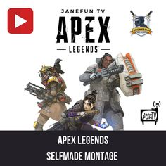 Apex Legends Selfmade Montage by Bronx8340 jetzt Online auf YouTube!  #apexlegends #apexexteriors #ubisoft #twitch #twitchstreamer #youtubers #youtube #youtubechannel #gutenmorgen #legends #anime #manga #naruto #sasuke #fortnite #selfmade #montage #games #playerone Sasuke, Naruto, Twitch Channel, Montage, Videos, Youtube, Manga, Tv, Anime