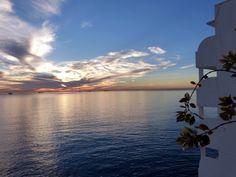 Sunrise at The Caleta Hotel****, Catalan Bay