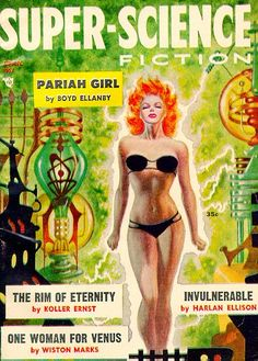 The Golden Age of Science Fiction Science Fiction Kunst, Science Fiction Magazines, Pulp Fiction Book, Fiction Novels, Pulp Magazine, Magazine Art, Magazine Covers, Art Pulp, Sci Fi Comics