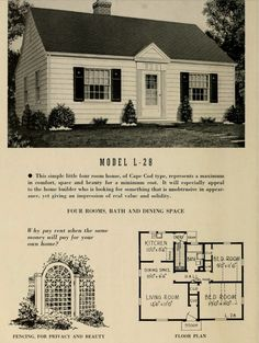 Cape Cod Style Home Plan on for sale, siding colors for, very small, side additions, salt box, curb appeal,