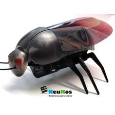 Neukos Minibot Lucerna Rojo | Robot - Todo para el PC | Regálate lo mejor en tecnología