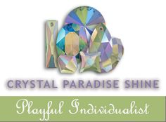 Bursting with color, Crystal Paradise Shine combines shades of purple, blue and green with a modern metallic shine for a truly unique effect. Versatile, Crystal Paradise Shine can be paired with virtual any color to create a wide range of looks – glamorous, futuristic, or just plain fun. Available in round stones, fancy stones, beads, pendants, flat backs, no hotfix, flat backs hotfix and sew-on stones. www.harmanbeads.com