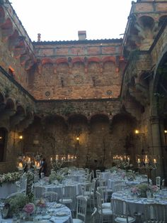 Lisa Cannon Shares All the Details from her Amazing Italian Wedding - Castello di Vincigliata Florence Church Wedding Ceremony, Wedding Ceremony Decorations, Wedding Venues, Table Decorations, Indian Wedding Deco, Cannon, Florence, Lisa, Castle