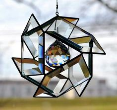 Pretty prism sun catcher