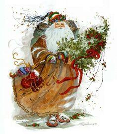Святой Николай, Микулаш,Санта-Клаус, Дед Мороз. Обсуждение на ...
